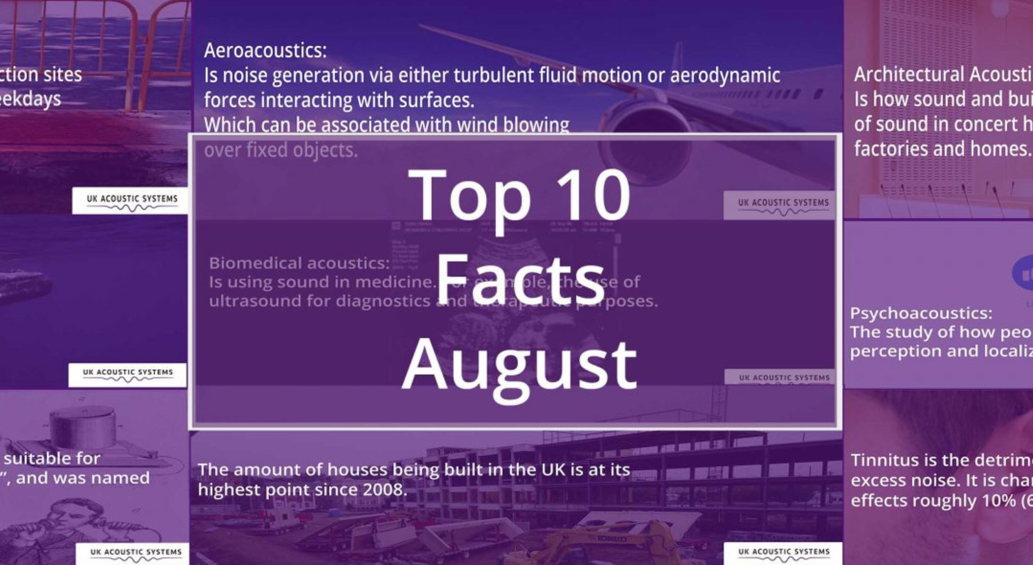 Top 10 Facts August